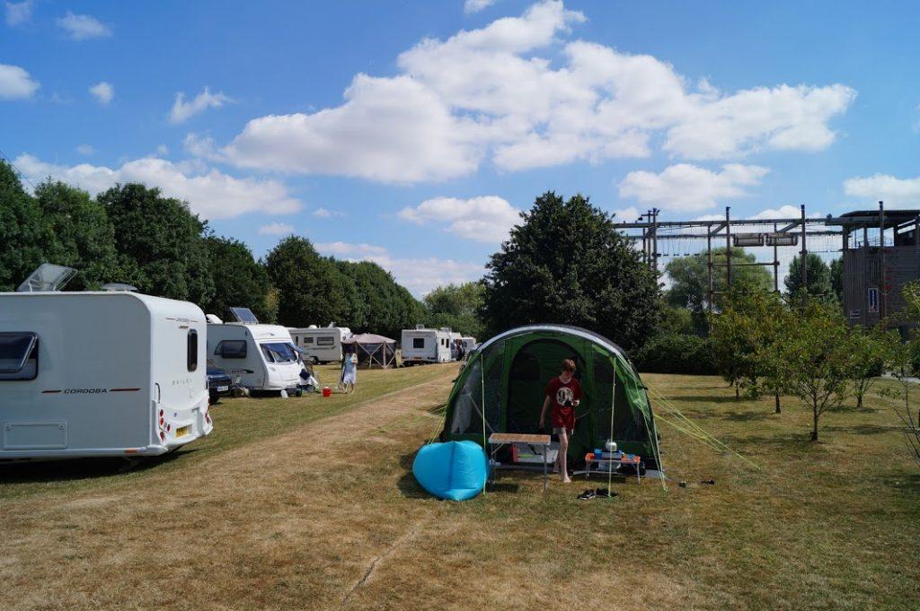 LOPC Camping Field