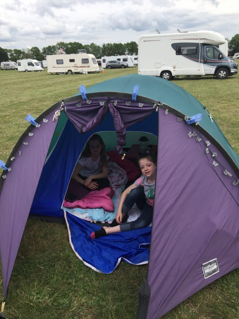 Stratford Camping Field